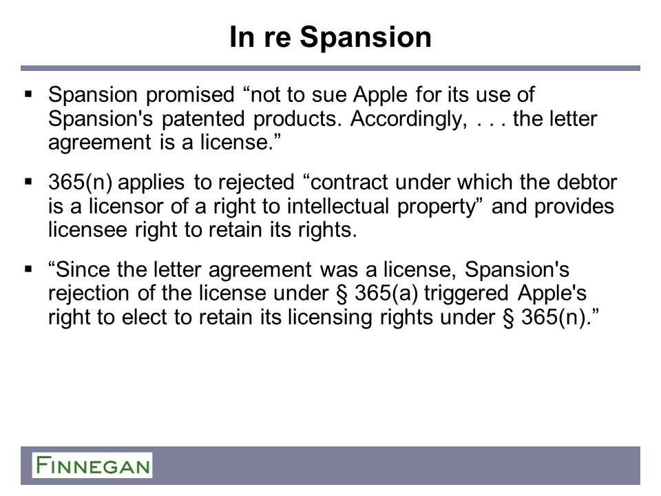 Licensing Management Of Ip Assets Covenant Not To Sue Ppt Video