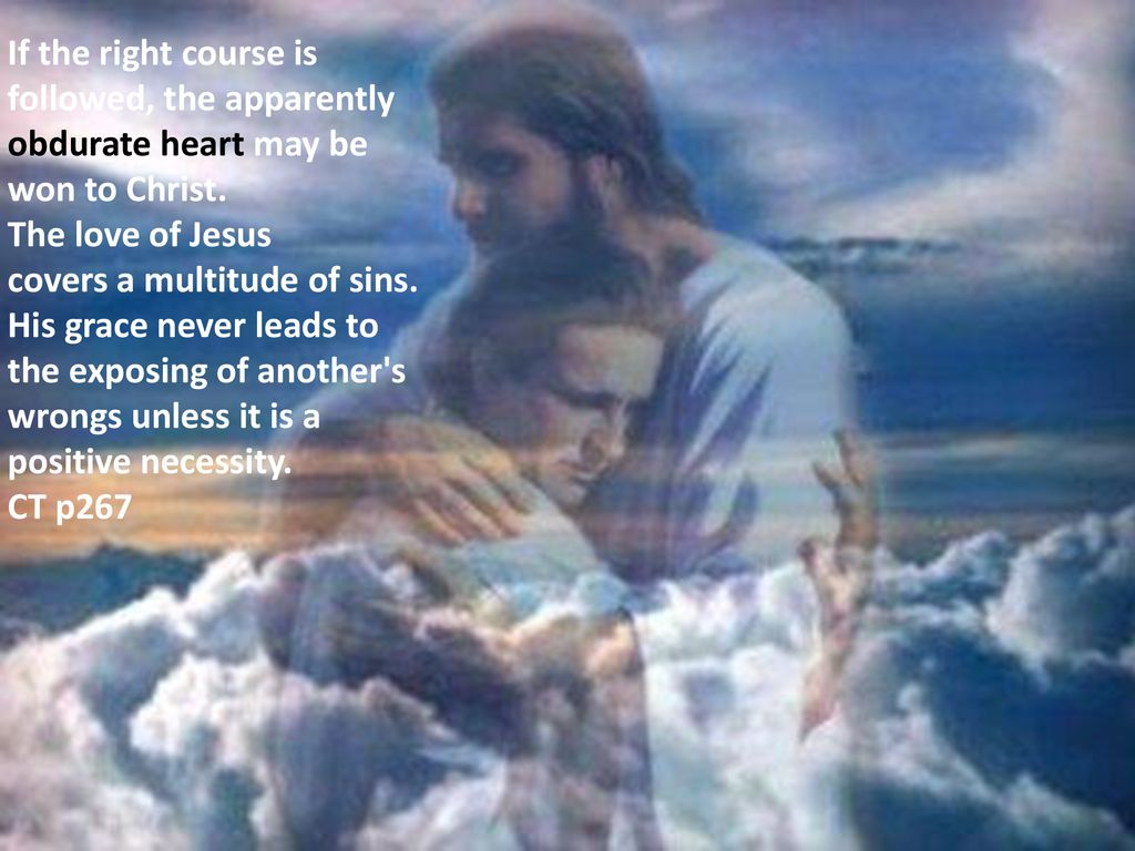there is no flesh in his obdurate heart