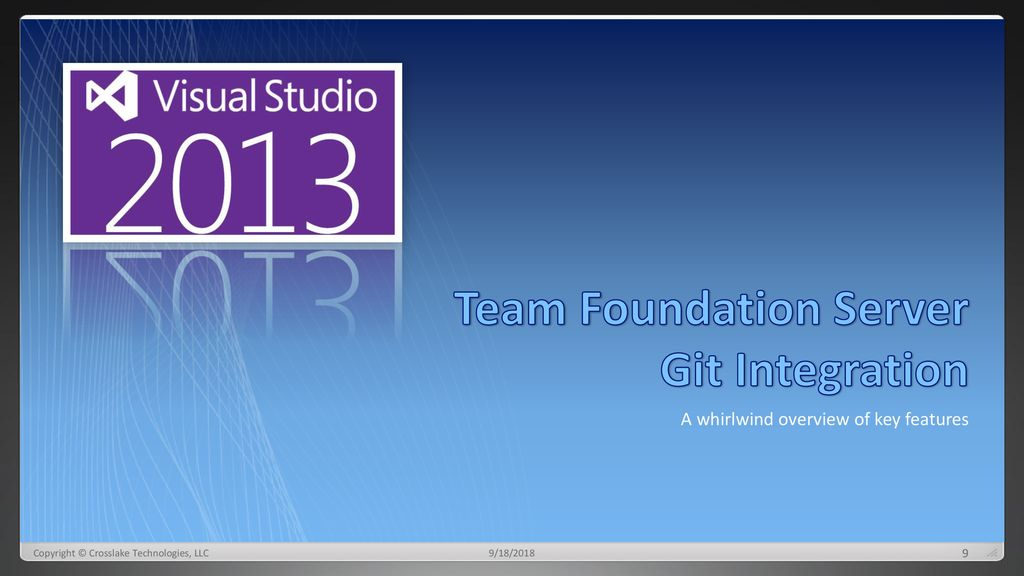 Git it Done with Team Foundation Server - ppt download