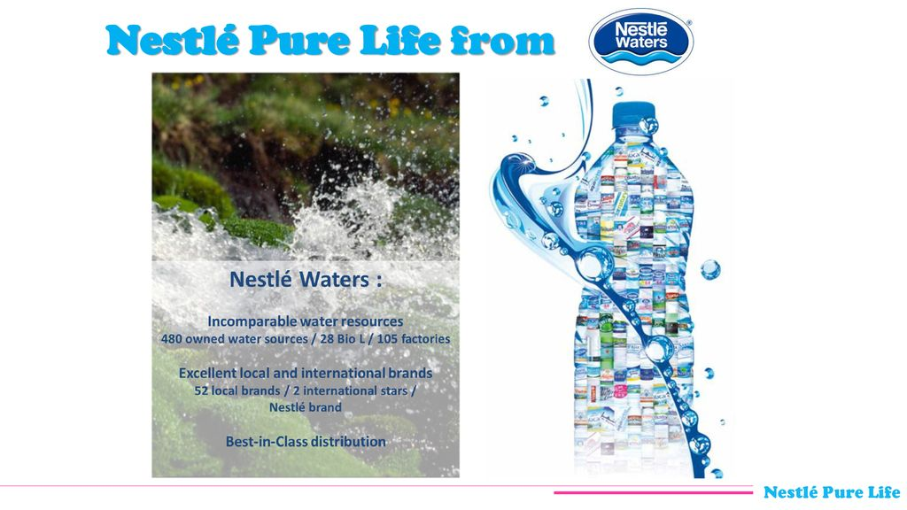 """Quality Water for Quality Life"""" Sharing session with Nestle Pure"""
