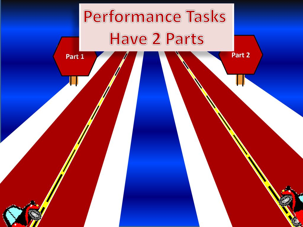 Trainer Introduction This Training Will Walk Us Through The Two Parts Of A Performance Tasks Have 2