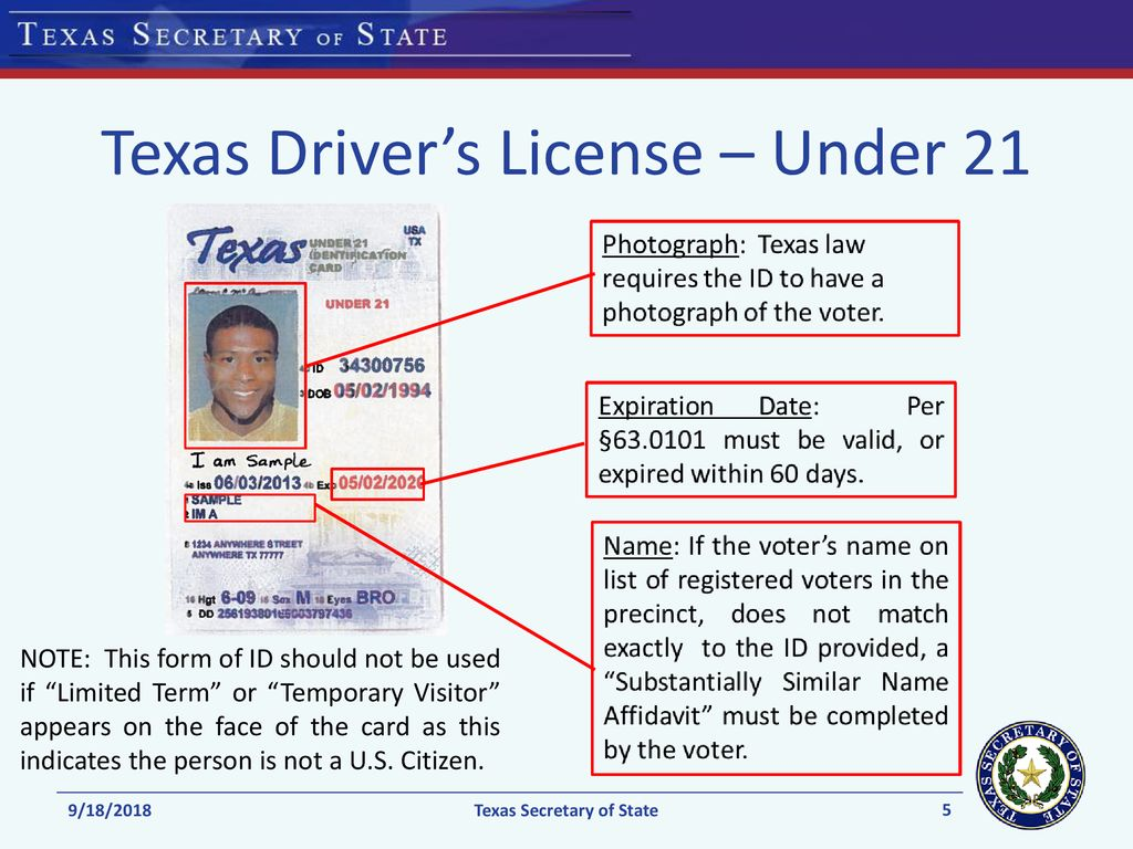 Law for dating someone under 18 in texas