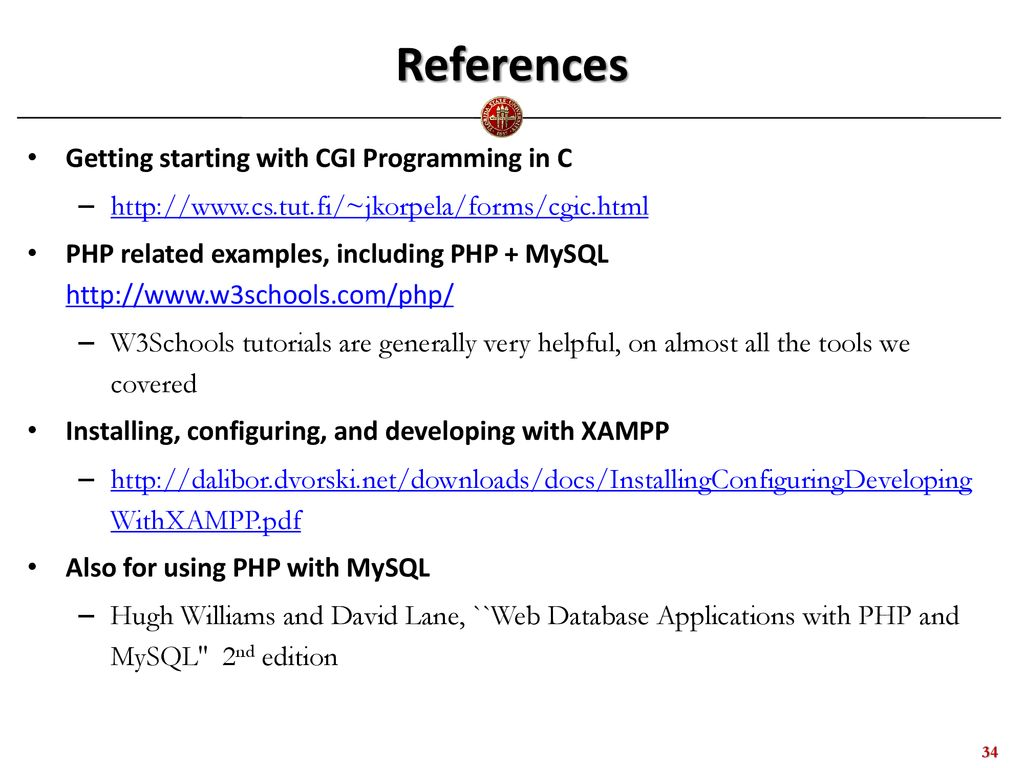 DB Programming on the Web - ppt download