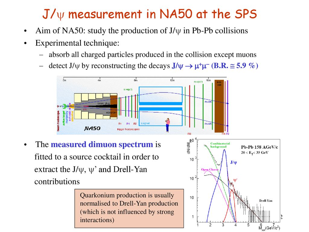 The Physics Programme Of Alice Experiment At Lhc Ppt Download Na50 Wiring Diagram J Measurement In Sps