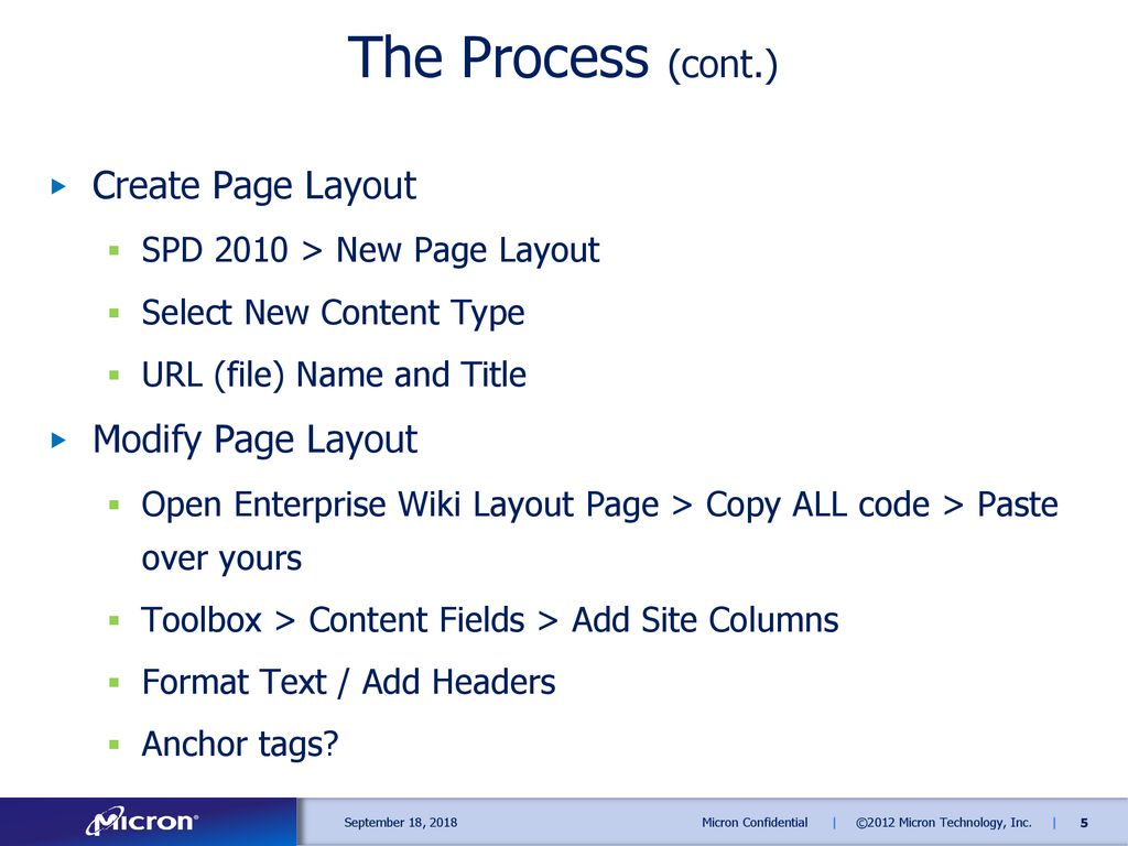 Custom Wiki Pages SharePoint 2010 September 18, ppt download