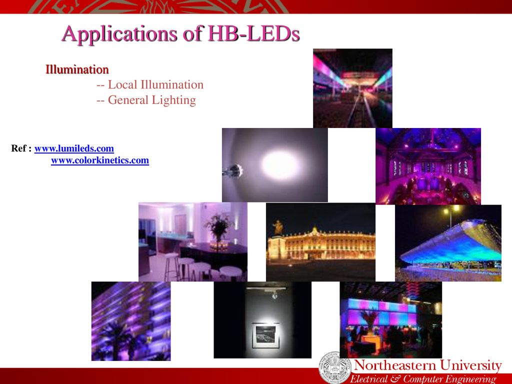 Power Electronic Drivers Influence On Led Light Flicker Ppt Download Boost Driver For Hb Leds Applications Of