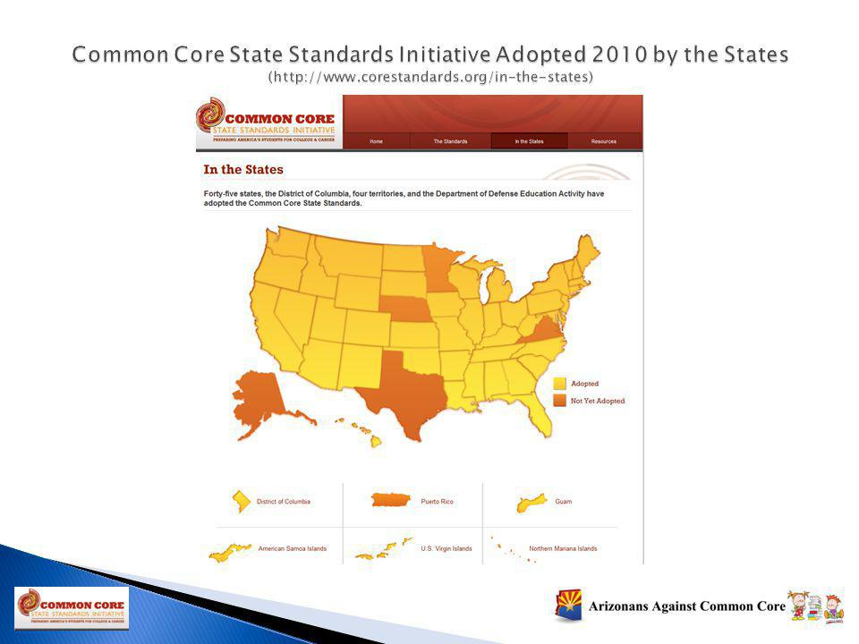 Common Core Standards Rotten To The Core Ppt Download