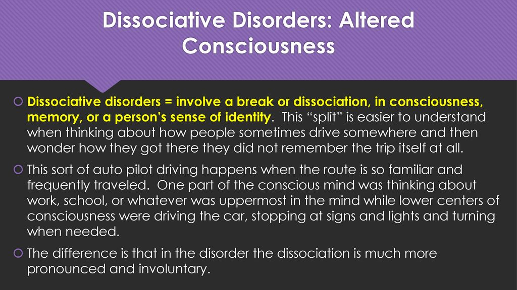 Chapter 12 Psychological Disorders - ppt download