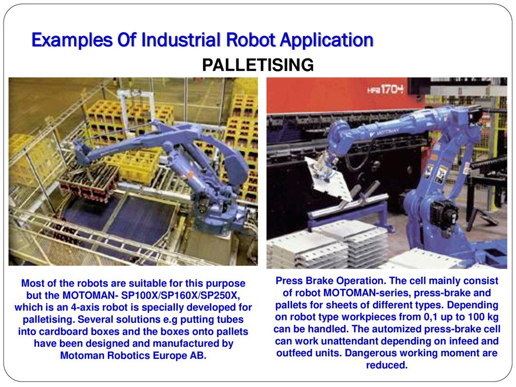 Dae Automation System Robotics Ppt Download