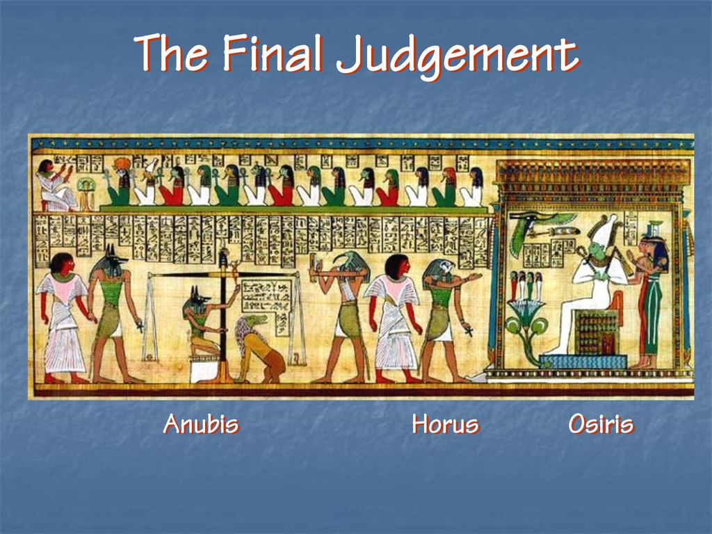 The Ancient Egyptians  - ppt download