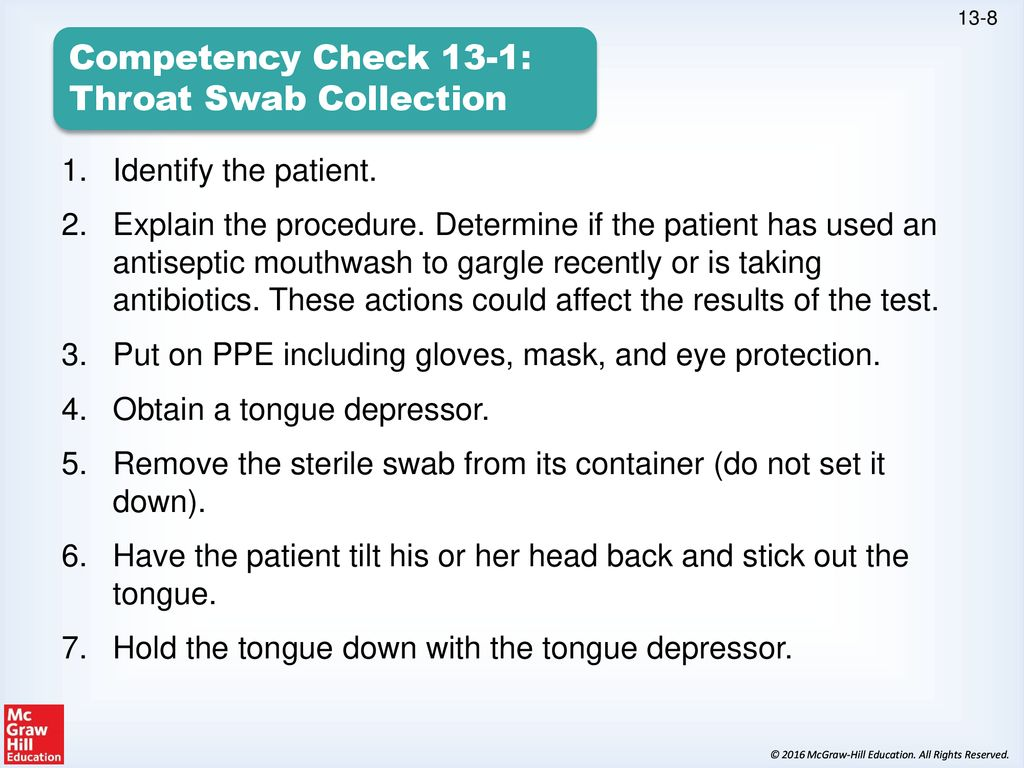 Nasal Swab Collection Procedure Wwwtopsimagescom