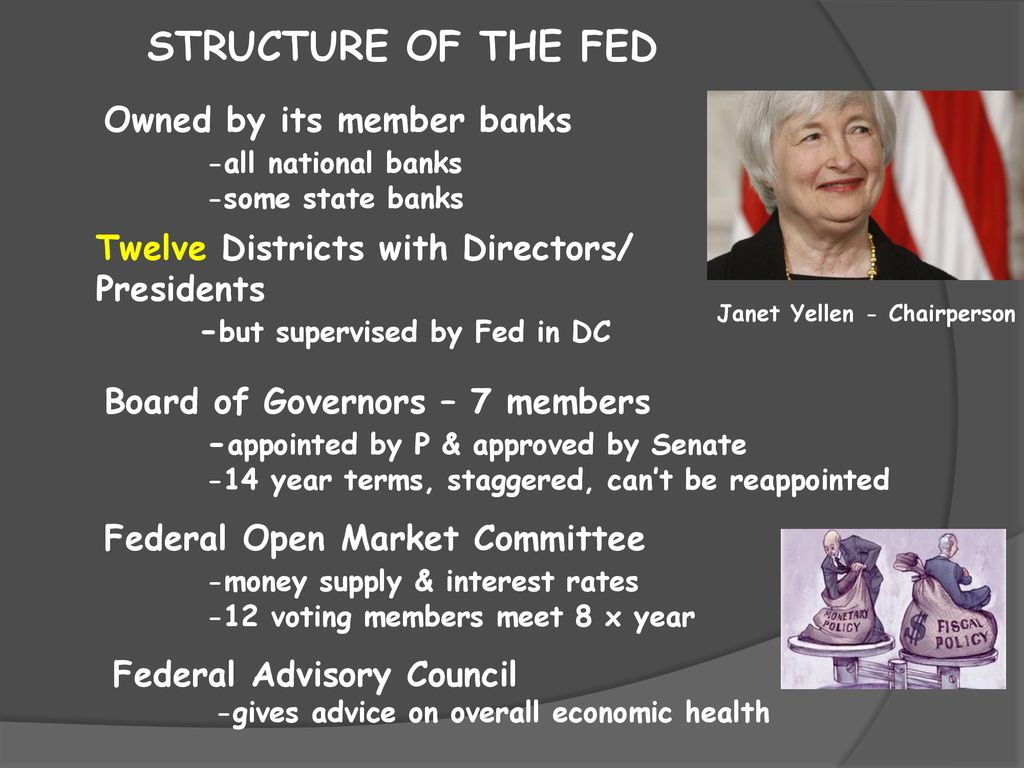 THE FEDERAL RESERVE SYSTEM ppt download