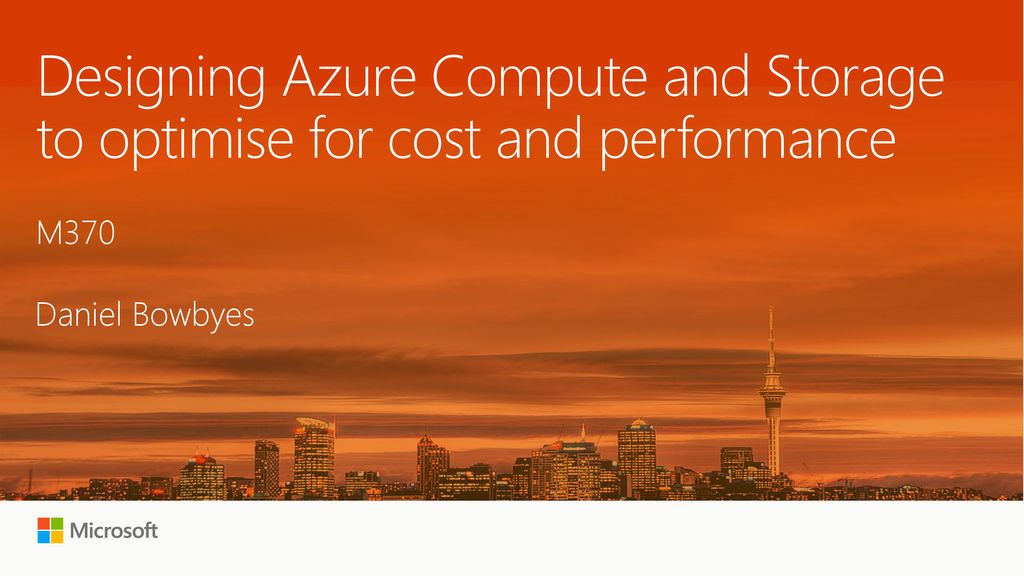 Microsoft Ignite NZ October 2016 SKYCITY, Auckland - ppt