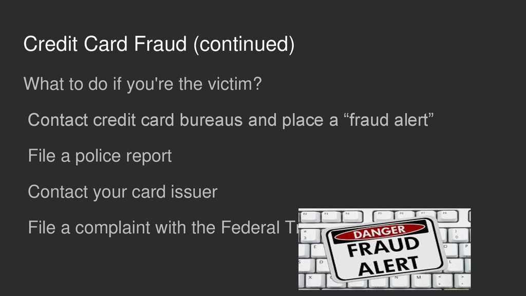 When You Get Caught For Identity Theft Ppt Download