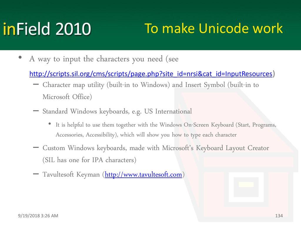 Install Sil Fieldworks For Mac Os