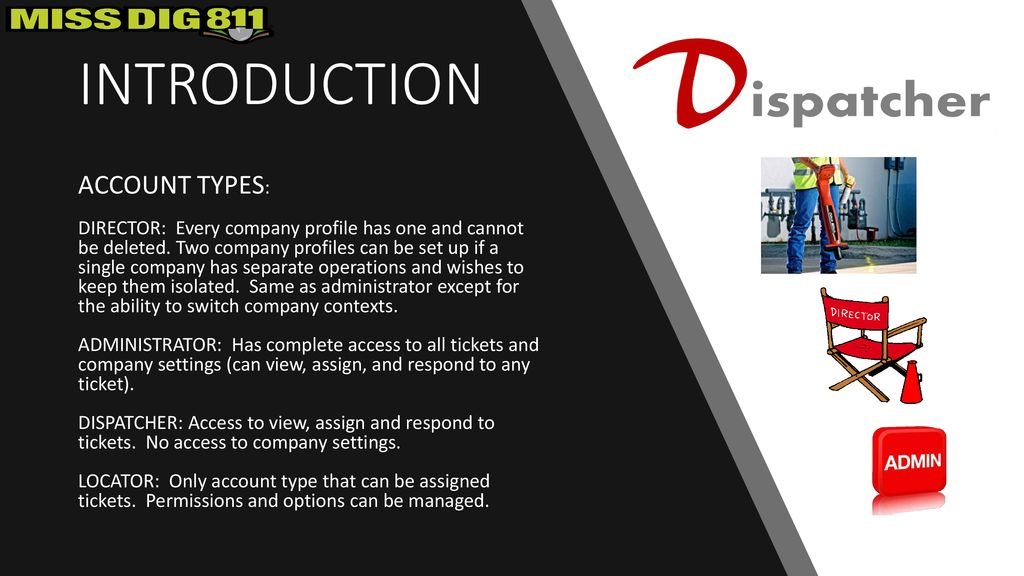 Web Ticket Management System Ppt Download Having a variety of utility services could mean you have lines and pipes running underground the miss utility call center does not perform locating or marking services. web ticket management system ppt download
