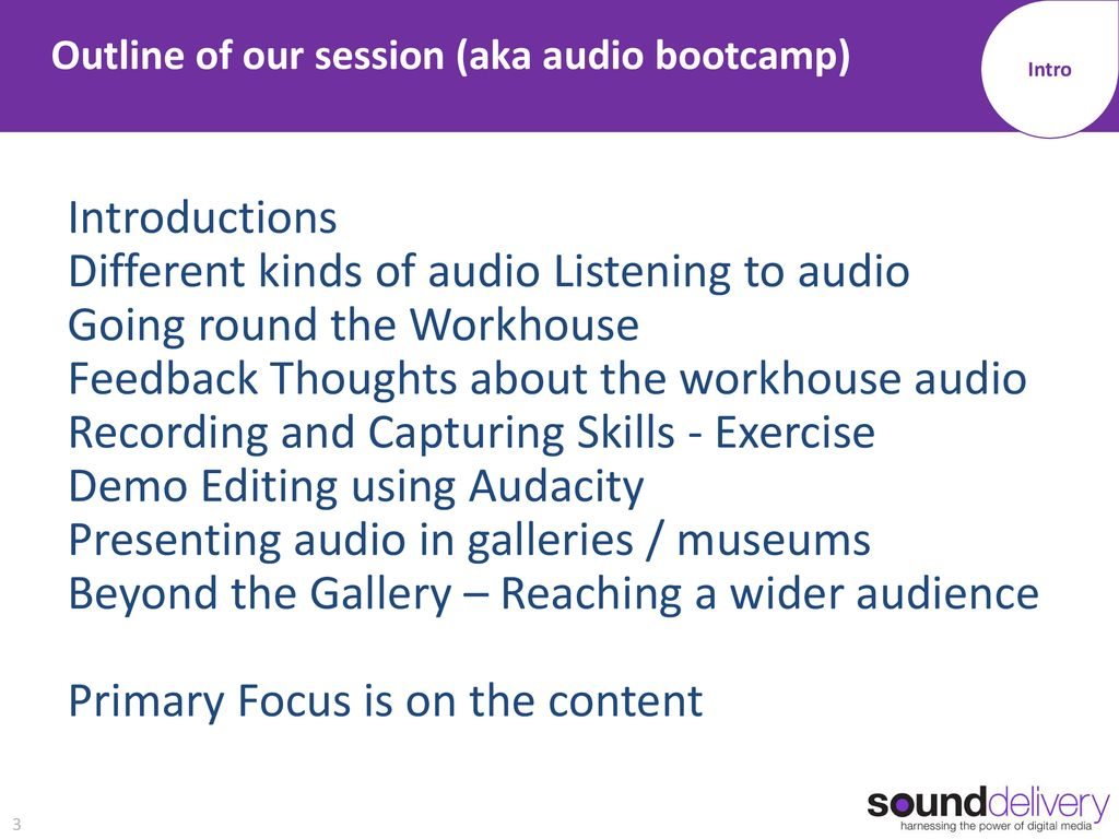 Recording and Sharing Audio Stories - ppt download