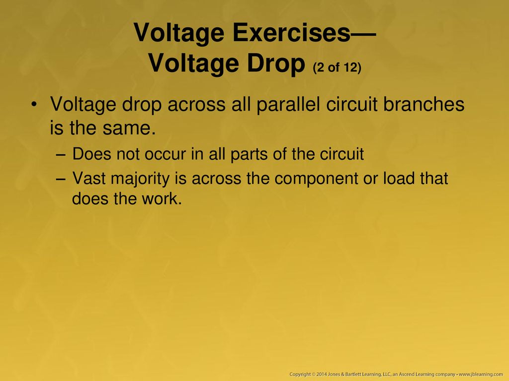 Meter Usage And Circuit Diagnosis Ppt Download Voltage Drop In A Parallel 37