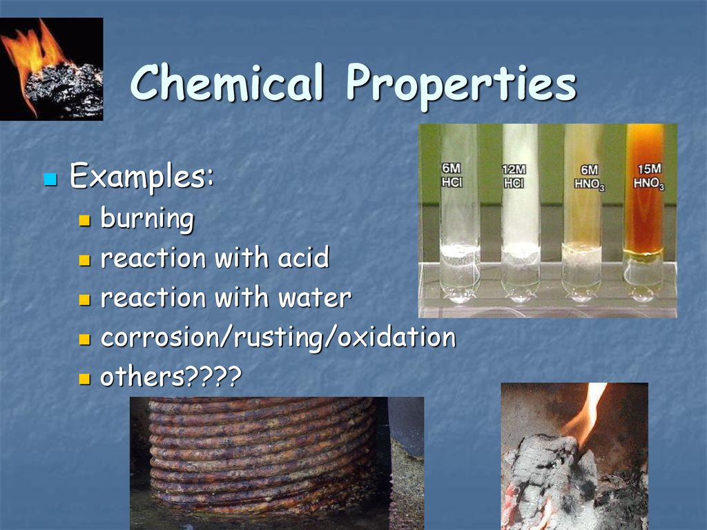 burning copper wire reaction