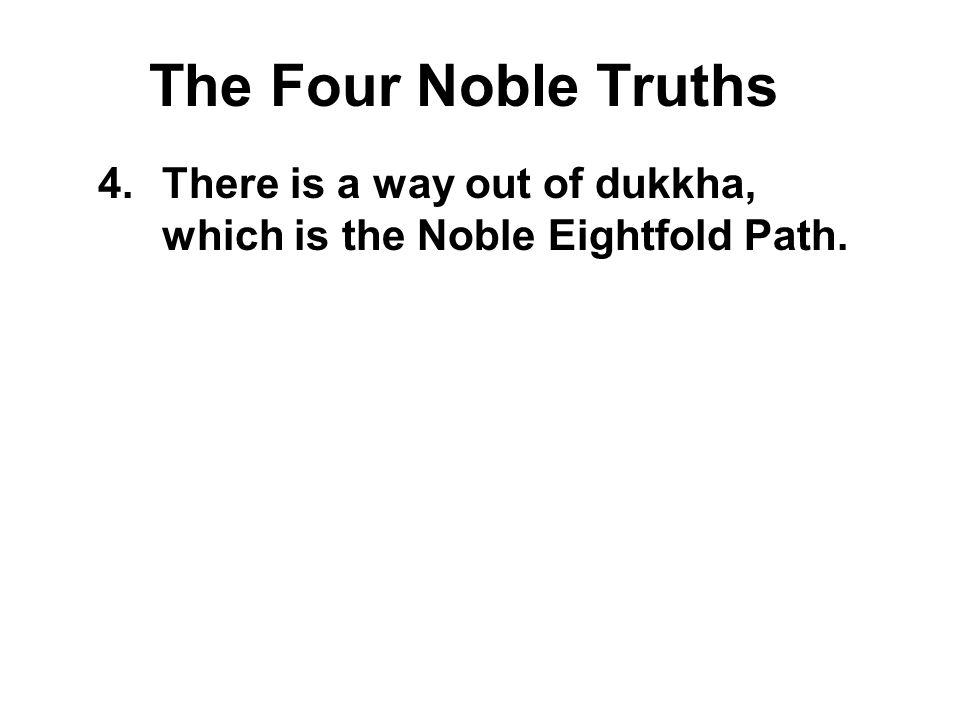 the second of four noble truths The noble truth of the origin of suffering (dukkha-samudaya)) the origin of suffering can be viewed from a 3 life-time cycle of rebirth: the previous life, the present life, and the next life this is how it shows the causal relationship between things done and the kamma / karma [cause and effect] acquired in a previous life to the present life, and things done and kamma / karma acquired in.