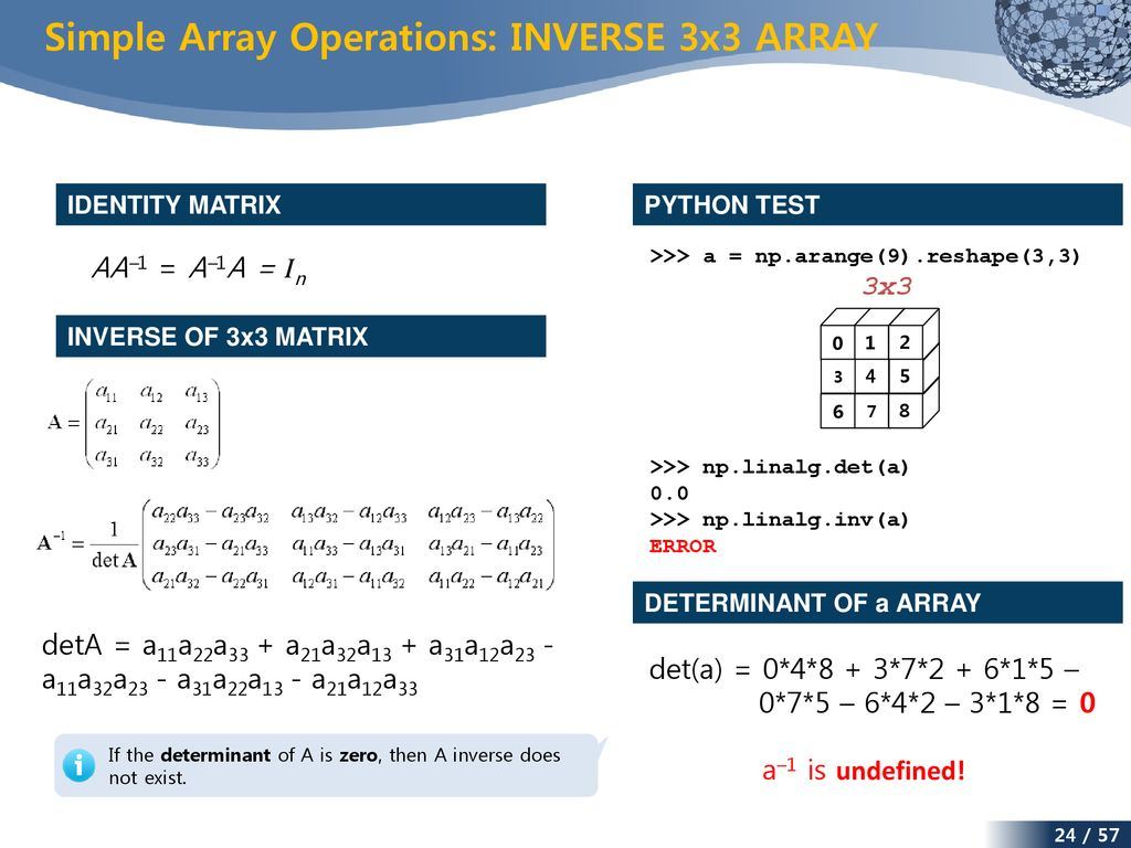 Python NumPy AILab Batselem Jagvaral 2016 March  - ppt download