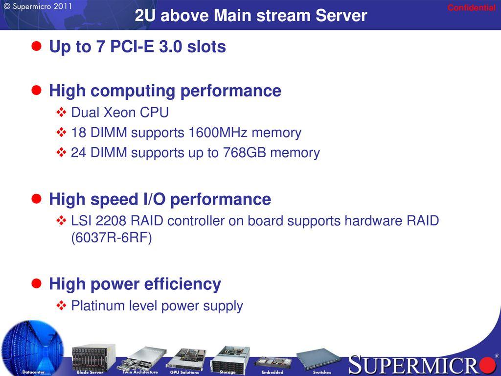 DP Romley Server Roadmap - ppt download