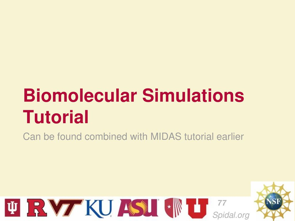 Tutorial February 2017 Software: MIDAS HPC-ABDS - ppt download
