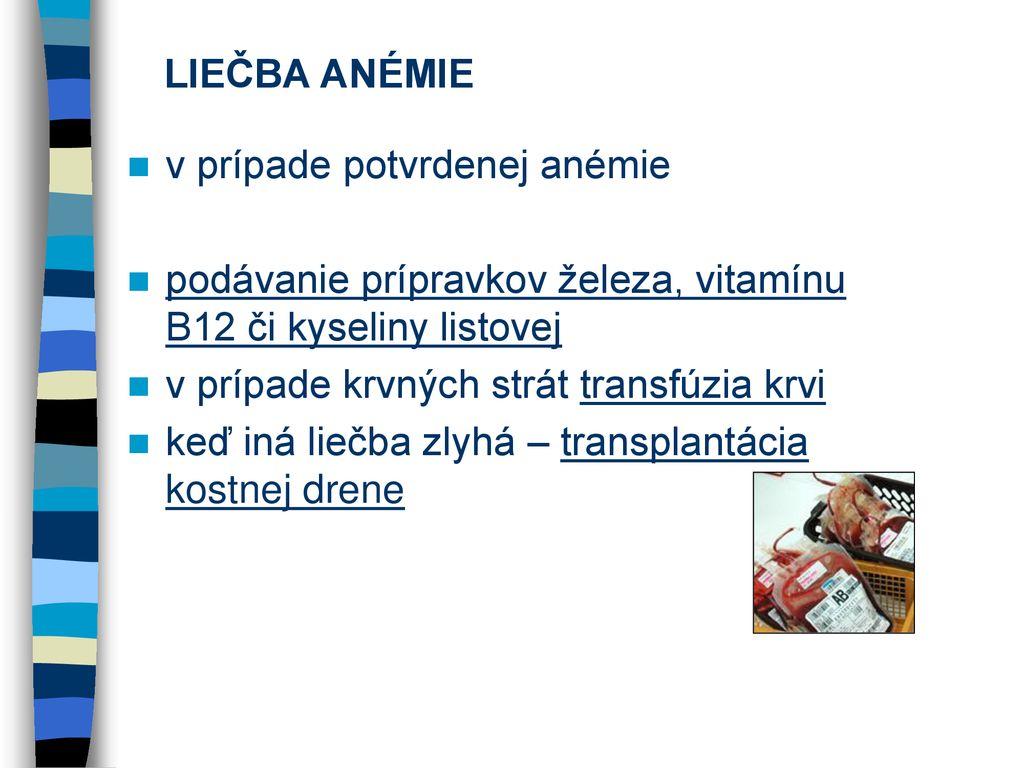 anemie z nedostatku kyseliny listove mst papillomavírus ember tünetei