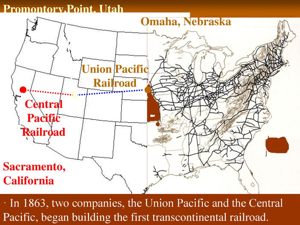 Westward Expansion Moving West Chapter 5 Ppt Download United Pacific Wiring Diagram 43 Union