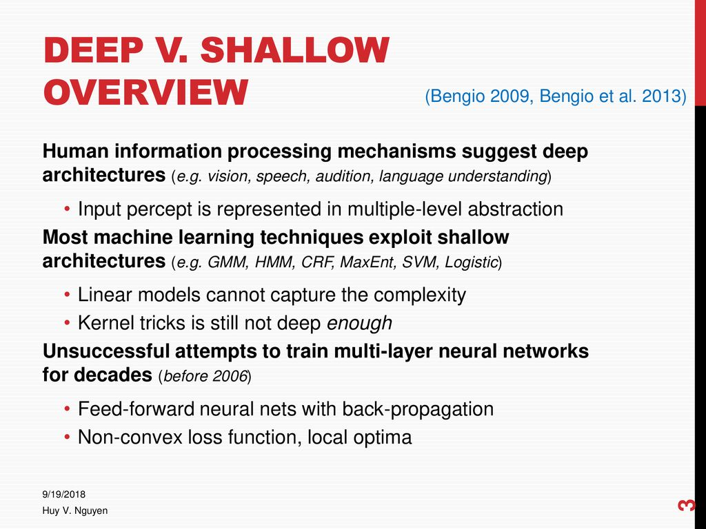 Deep Learning And Applications To Natural Language Processing Ppt