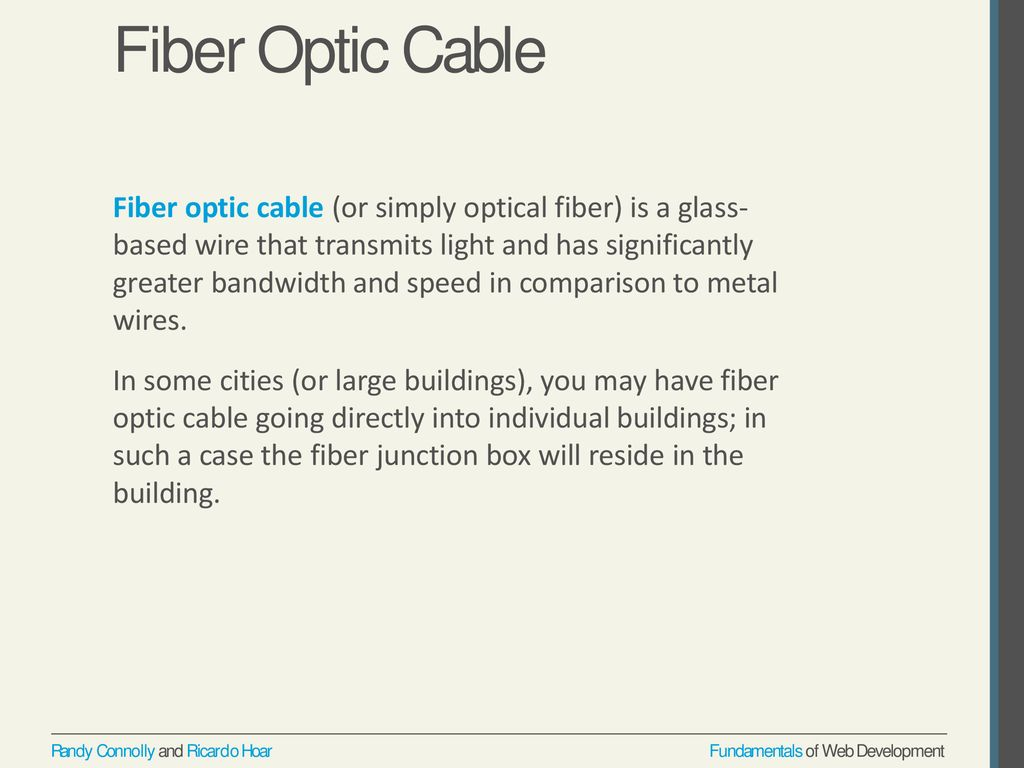 How The Web Works Chapter 1 Princess Nourah Bint Adulrahman Optical Fiber Cable Google Patents On Wiring Home With Optic