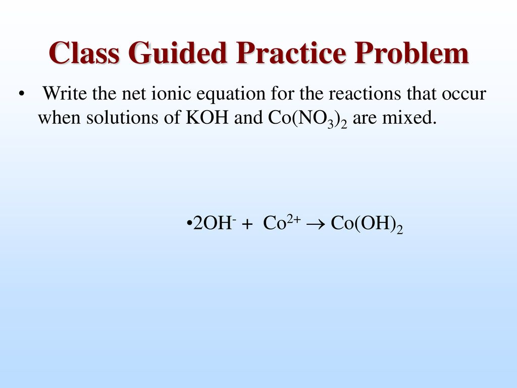 determining limiting reagents guided practice problem ppt download rh slideplayer com guided practice problem 2 page 387 guided practice problem 25 page 370