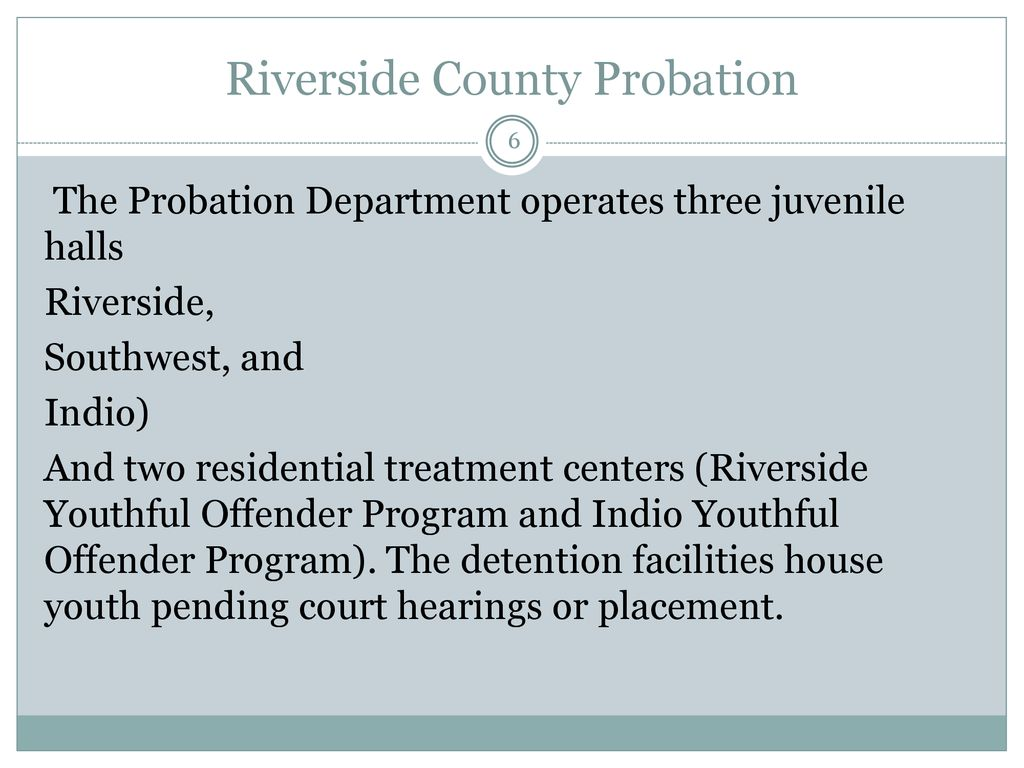"""Probation Most of you have heard the term """"Probation"""" You"""