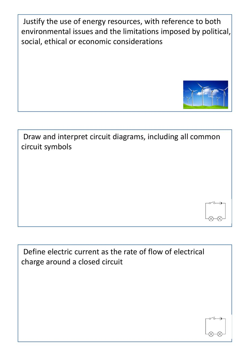 Define A System As An Object Or Group Of Objects And State Examples Drawing Circuits With Symbols 8 Justify