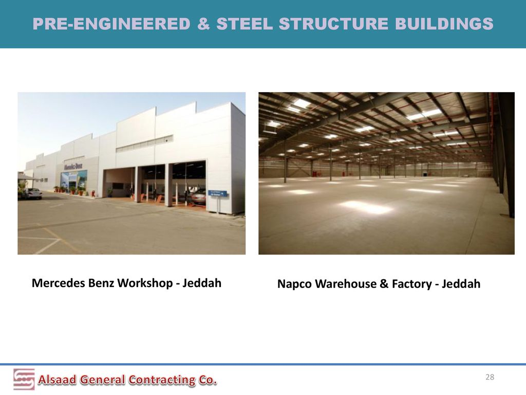 Alsaad General Contracting Co  - ppt download
