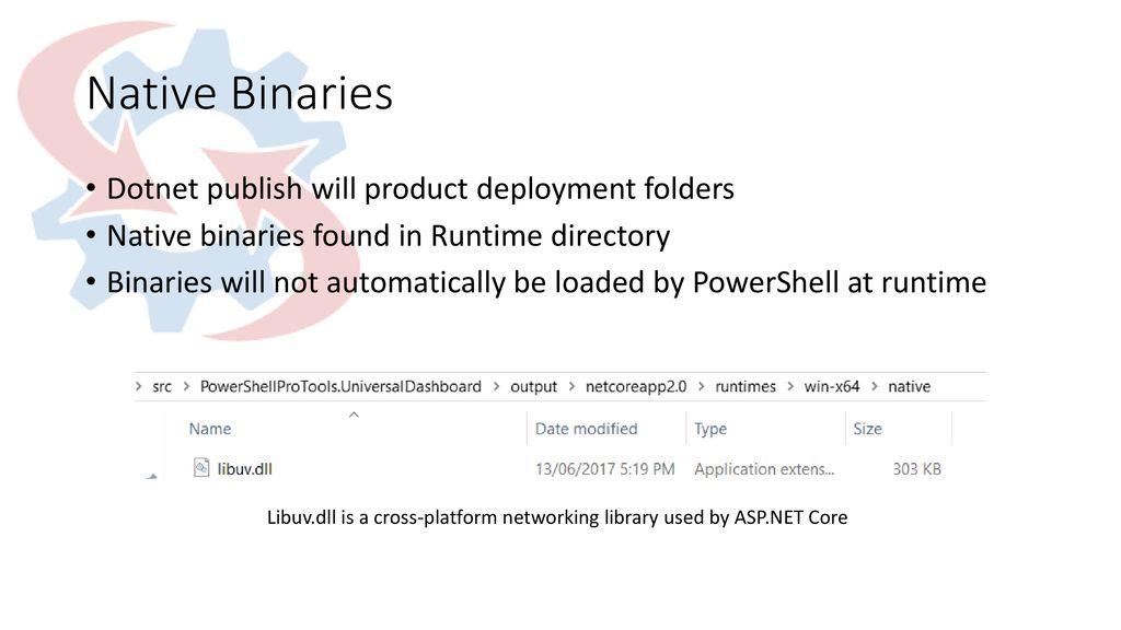 Building Cross Platform PowerShell Modules - ppt download