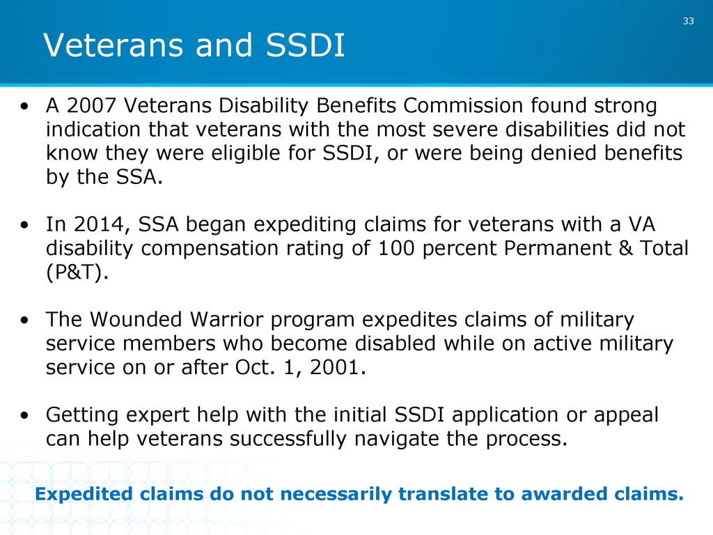 1 Welcome What Veterans and Active Duty Service Members Need to Know