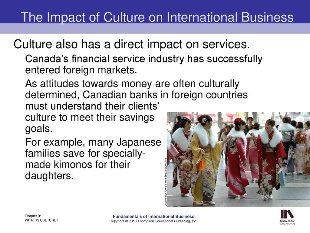 Example international business.