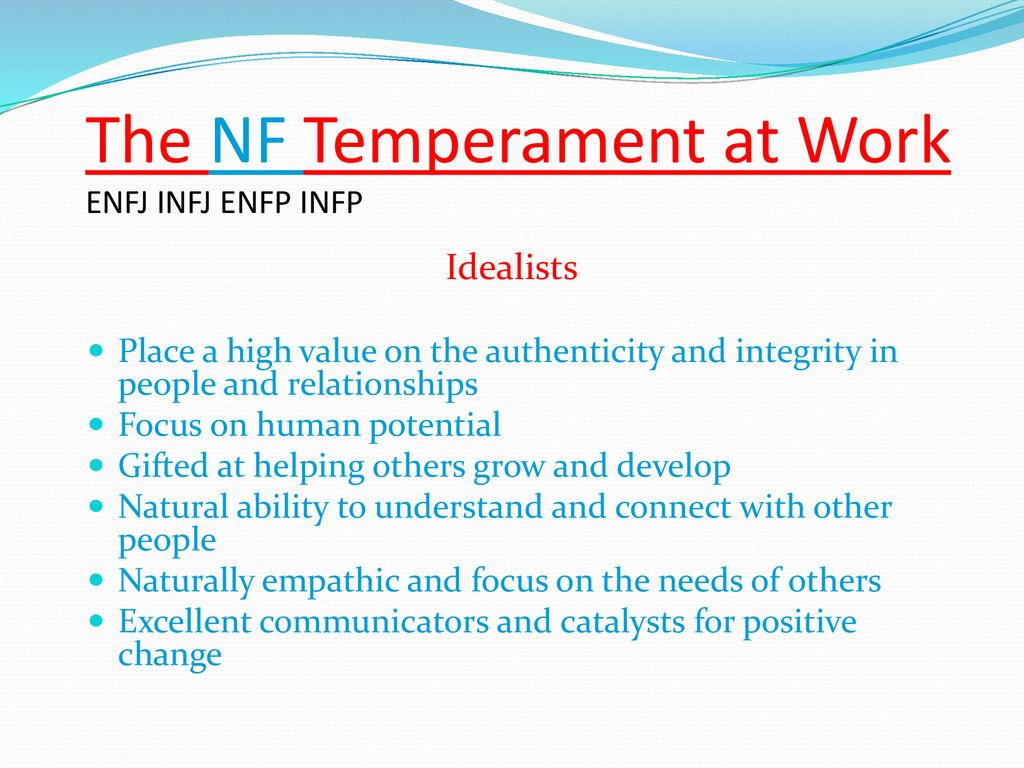 Working Together With Different Personalities - ppt download