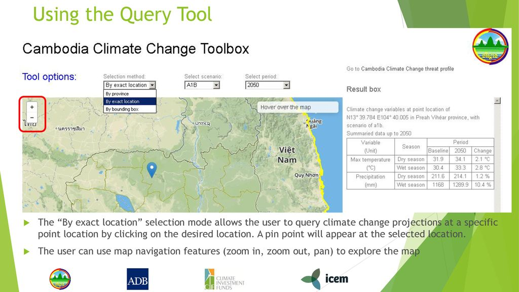 Cambodia Climate Change Toolkit - ppt download