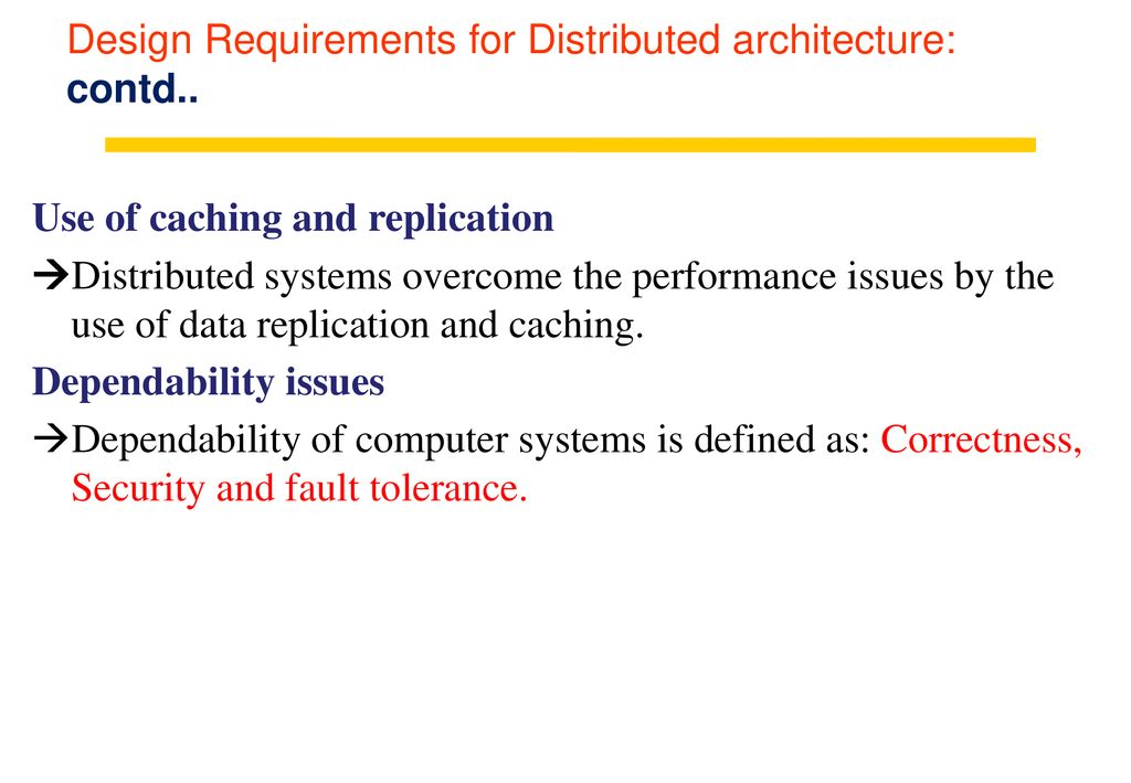 Unit I Characterization Of Distributed Systems Ppt Download