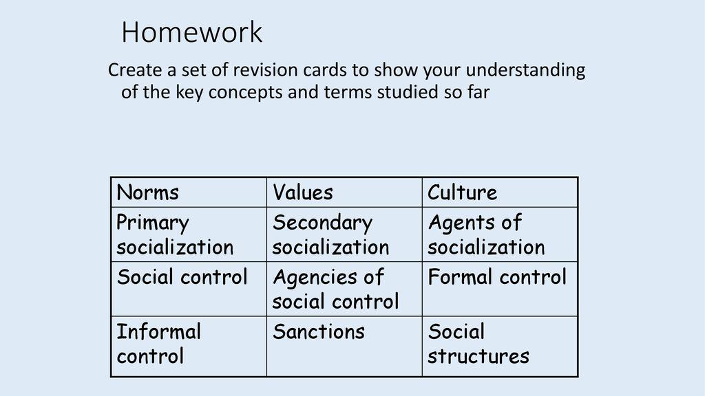agencies of social control formal and informal