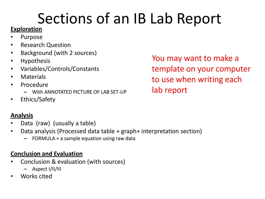 chp lab report Because the lab's starting salary is too low (even in some of the labs with the highest pay) many county labs lose experienced staff because of burnout, high demands, monotony of casework, and excessive crime scene investigation responsibilities.