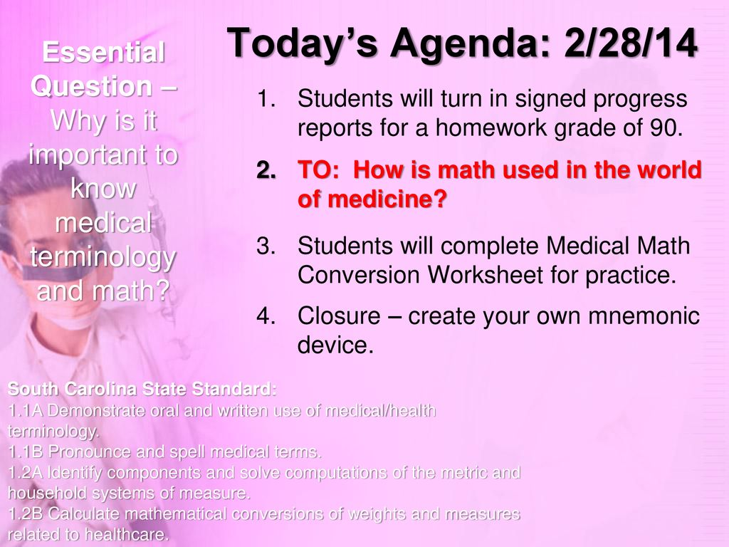 Todays Agenda 22814 Essential Question Why Is It Important To