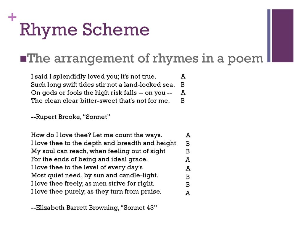 The Sonnet and Its Forms - ppt download