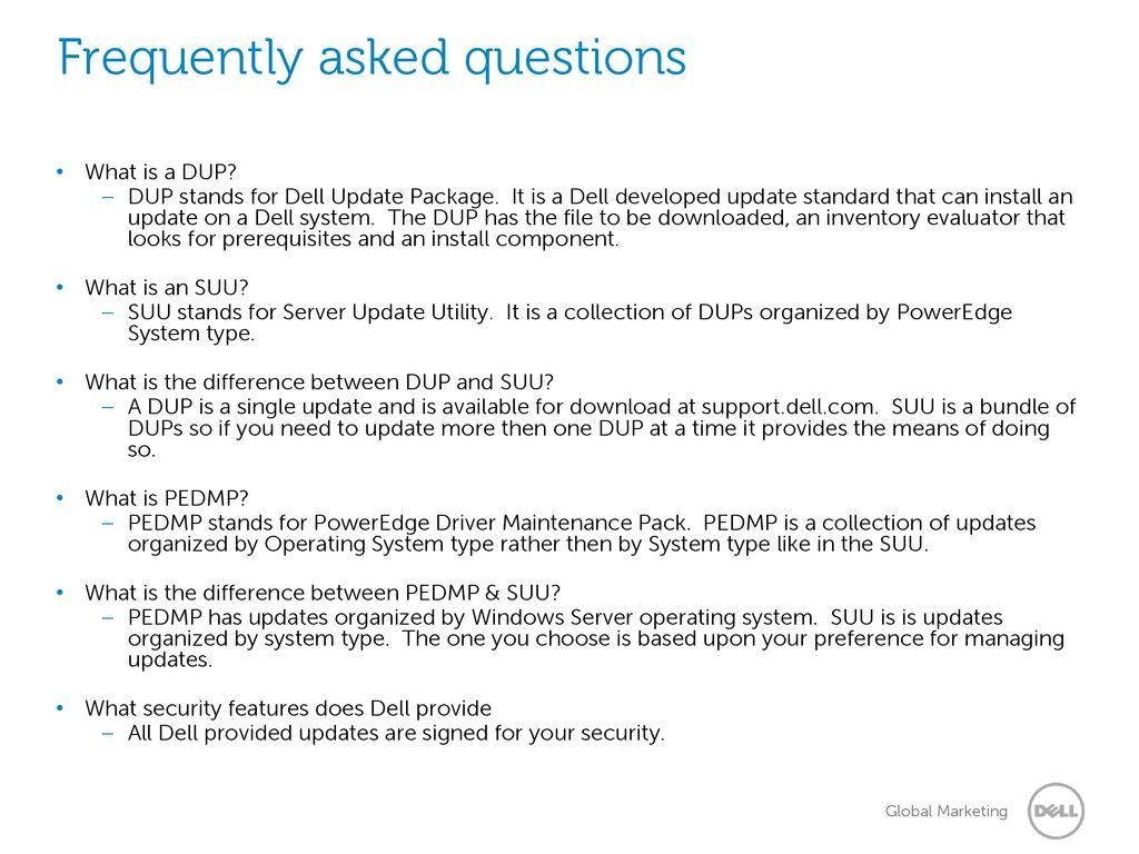 Dell Suu Server