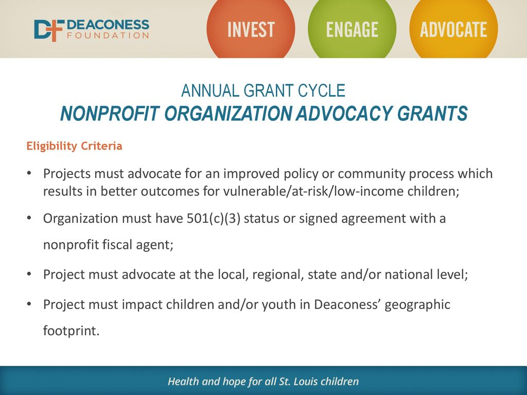 Community capacity building Funding Initiative - ppt download