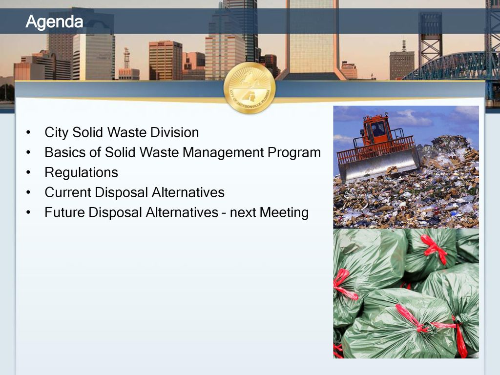 Solid Waste Collection and Disposal Summary - ppt download
