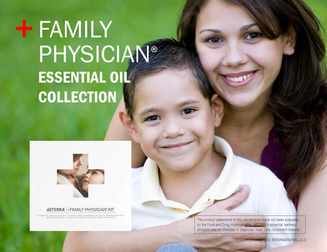 + FAMILY PHYSICIAN® ESSENTIAL OIL COLLECTION